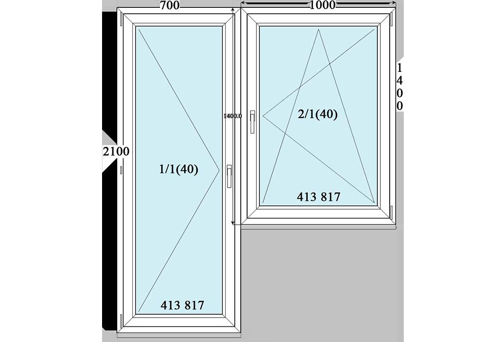 Балконный блок 3
