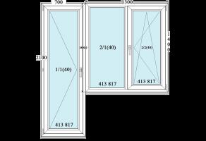 Балконный блок 2
